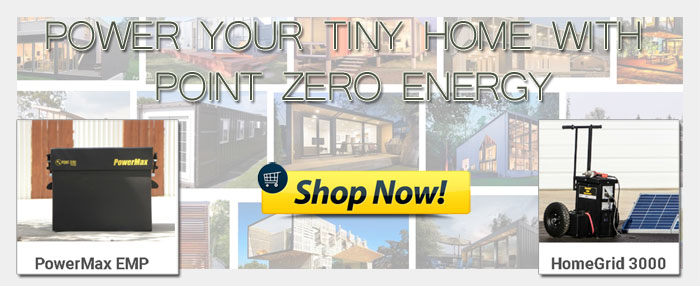 tiny home solar panel systems