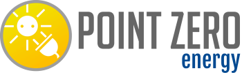 Point zero energy logo