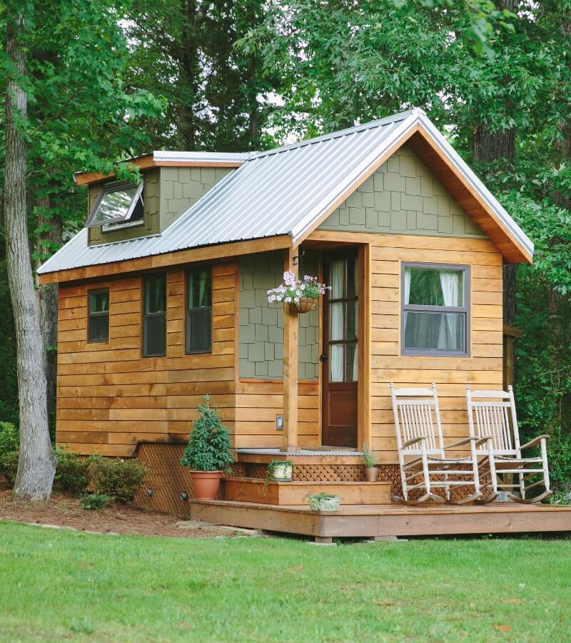 tiny home solar