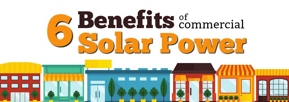 benefits of commercial solar