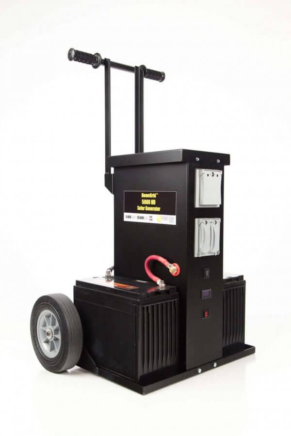 Heavy Duty Solar Generator